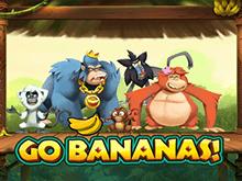 Онлайн-автомат Вперед Бананы! в виртуальном клубе
