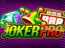 Играй онлайн и выигрывай в игровом автомате Joker Pro