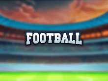 Играйте онлайн на слоте Football