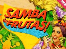 Фруктовая Самба: виртуальный игровой автомат